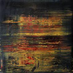 abstract N° 1066, Koen Lybaert, oil on canvas, #art