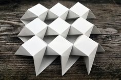 Ron Resch {8.8.4}B Tessellation | From a crease pattern on R… | Flickr