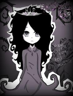 ghost girl queen