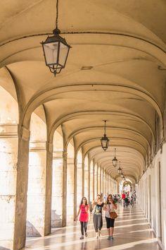 Senigallia - Portici Ercolani Visit Senigallia Italy and Experience La Bella Vita