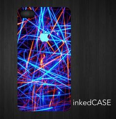 Glows in the dark iPhone case