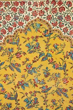 Chintz - The Decorative Antiques & Textiles Fair Textiles, Textile Patterns, Textile Art, Print Patterns, Indian Patterns, Textile Prints, Pattern Texture, Pattern Art, Pattern Design
