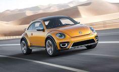 2017 Volkswagen Beetle Dune