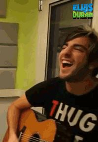 Jack is so happy, it's inspiring <3