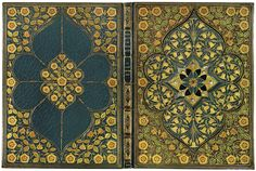 Jewelled binding by sangorski & sutcliffe containg 16 leaves of illuminated manuscript on vellum by alberto sangorski