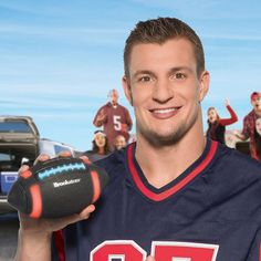 Gronkball - Football and Bluetooth Speaker