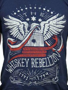 Whiskey RebellionWhiskey Rebellion by Jonathan Schubert