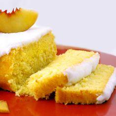 A delicious glazed lemon pound cake recipe. Glazed Lemon Pound Cake Recipe from Grandmothers Kitchen.