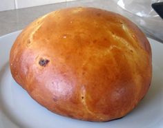 Croatian sweet bread recipe - close to Nunies? Albanian Recipes, Bosnian Recipes, Croatian Recipes, Albanian Food, Ciabatta, Baguette, Croatian Cuisine, Bread Recipes, Breads