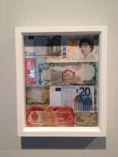 Foreign money shadow box