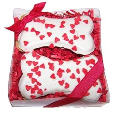 Valentine Dog Treats for all dogs big & small