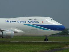 JA8194 B747-281F Nippon Cargo Airlines