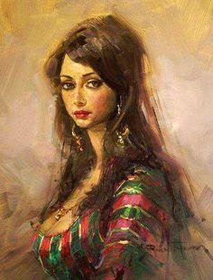 Turkish artist Remzi Taskiran