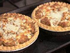 Fried Green Tomato Pie -