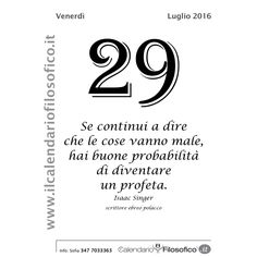 Frase Del Giorno Calendario Filosofico Frase Di Oggi.Il Calendario Filosofico Calendariofilos Su Pinterest