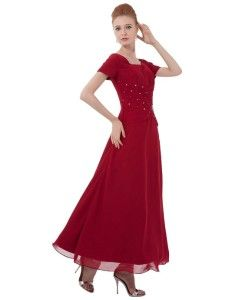 Very cheap and long dark red plus size dresses with sleeves for curvy women xs - 6X, 4x, 5x plus
