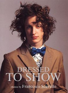 Photo: Francesco Scavullo Magazine: L'Uomo Vogue  Hair: Tommy Ruscica  Styling: Timothy Reukauf