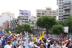 Marchas Caracas RCTV
