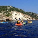Sea Kayaking Zakynthos - Blue Caves Caves, Kayaking, Boat, Outdoor, Outdoors, Kayaks, Dinghy, Boats, Cave