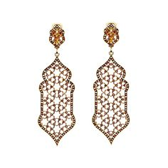 "Axenoff Jewellery » Earrings ""Polikurovskie"""