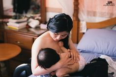"""The beauty of breastfeeding from a seminarian's perspective, and how America has shamed women about the most basic and incredible act. A great take away, """"Loneliness is most acute after we've allowed intimacy in""""."""