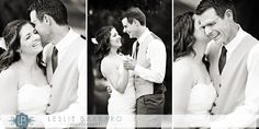 Julie & Jeff at Philadelphia Love Statue Park.|Ritz Carlton Philadelphia wedding photographer|black and white wedding portraits