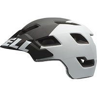 Cheap Bell Stoker MIPS Helmet - Matte Black/White Aggression Medium sale