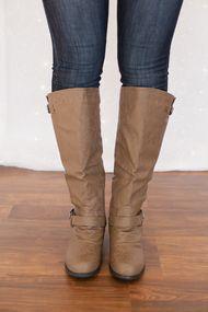 Ashley boot