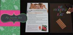MySweetieBox Fruit&Choco Therapy vue par Meynonie
