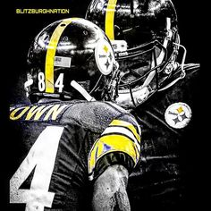 Big Ben and AB has to have a great game tomorrow to beat them Bungals! @ab…