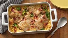 Chicken Gloria Casserole recipe from Betty Crocker