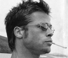 Brad Pitt by Annie L