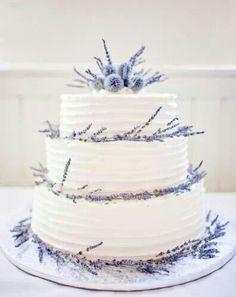 #lavanda #weddingcake