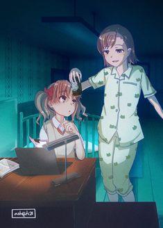 A Certain Scientific Railgun, A Certain Magical Index, Japanese Manga Series, Dark Matter, Light Novel, New Testament, Kuroko, Manga Girl, Bird