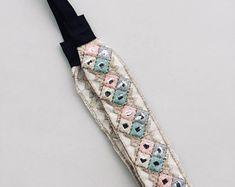 Bra Strap Handmade DesignCustomized Headband by MolyStory on Etsy Bra Straps, Handmade Design, Etsy Seller, Beaded Bracelets, Personalized Items, Clothing, Jewelry, Fashion, Outfits