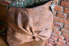 Le tuto du sac Noeud en français The Bow Bag tutorial in English