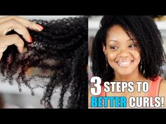 Water Only Washing?? Natural Hair Update! Fine 4A Natural Hair - YouTube
