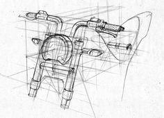 "PRODUCT SKETCHING: Basic Guidelines by Karina Sokolava 2010 @ HongKiat.com ""Design. Inspiration. Technology."" blog"
