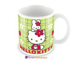 Caneca Personalizada Hello Kitty