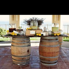 great entertaining food display - the wine lover in me is loving this!