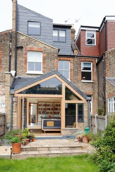 Alex Laidler and Steve Collett transformed their Victorian terrace with a kitchen extension that has a unique, bespoke look
