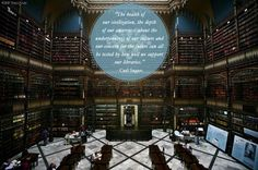 Community Post: 28 Beautiful Quotes About Libraries