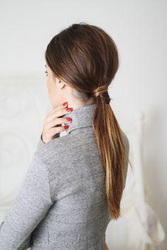Hair Style / Fall Winter # Rowentaforeml