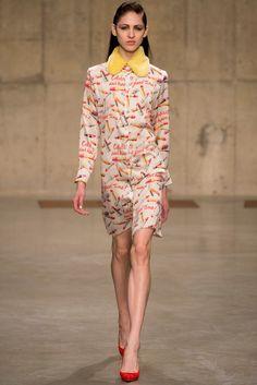 Fashion East Fall 2013 Ready-to-Wear Fashion Show - Ashley Williams