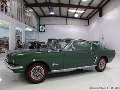 Daniel Schmitt & Co. Presents:1965 Ford Mustang T-5 Fastback - Visit www.schmitt.com for more details!
