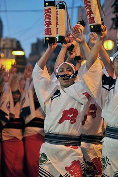 Tokyobling's Blog Kyodo Awaodori Festival – Edokkoren
