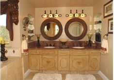 images of tuscan style bathrooms | Bathroom