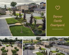 We have been busy here over the last couple of months at Darver Castle working on the grounds and in particular the courtyard.   We just love the new courtyard and we hope you do too!  Aidan & Mary are always developing the castle ensuring that when you book your wedding with us it is the best wedding venue in Ireland.
