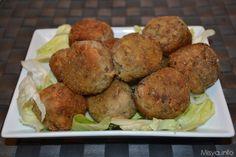 Polpette di lenticchie. Scopri la ricetta: http://www.misya.info/2013/04/24/polpette-di-lenticchie.htm