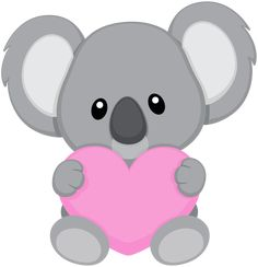 "Photo from album ""koalas"" on - Baby Koala, Baby Otters, Baby Animals, Cute Animals, Baby Giraffes, Wild Animals, Bear Drawing, Cute Clipart, Rock Art"